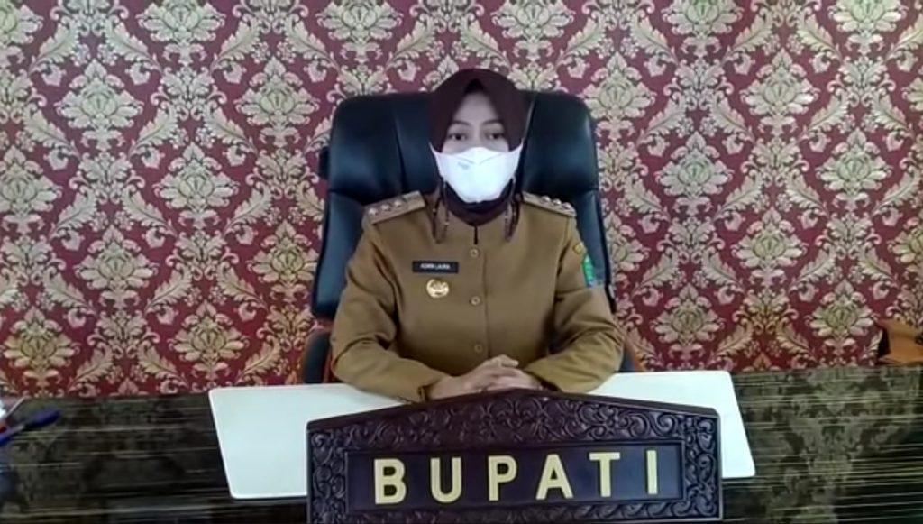 Bupati Nunukan, Hj Asmin Laura Hafid SE MM