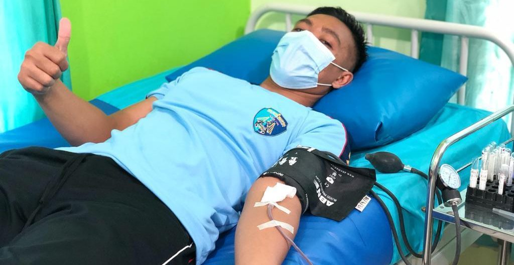 Lapas Nunukan Donor Darah