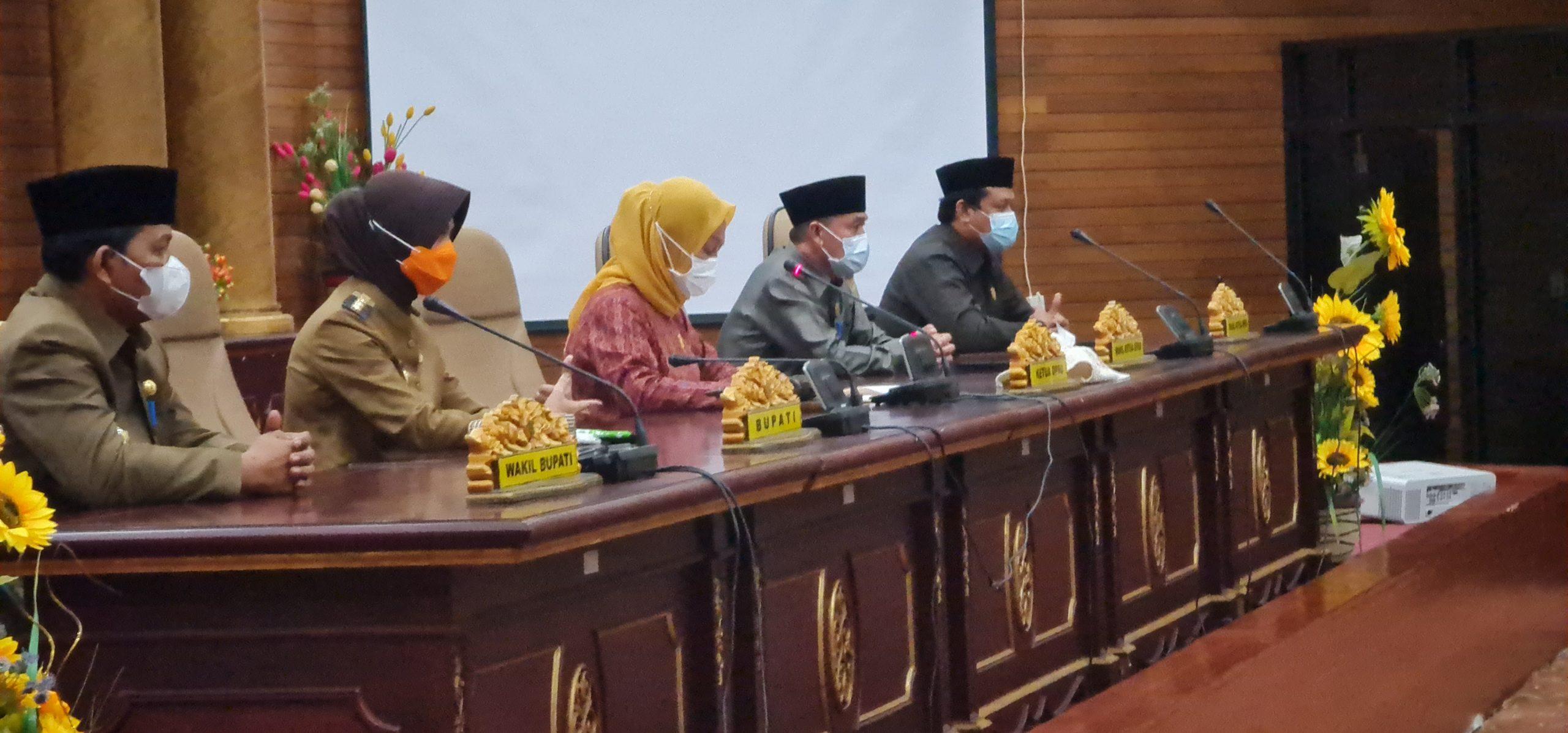 Pemkab dan DPRD Nunukan