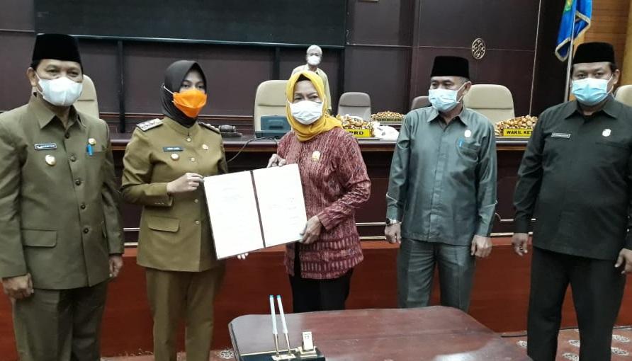Bupati dan Ketua DPRD Nunukan
