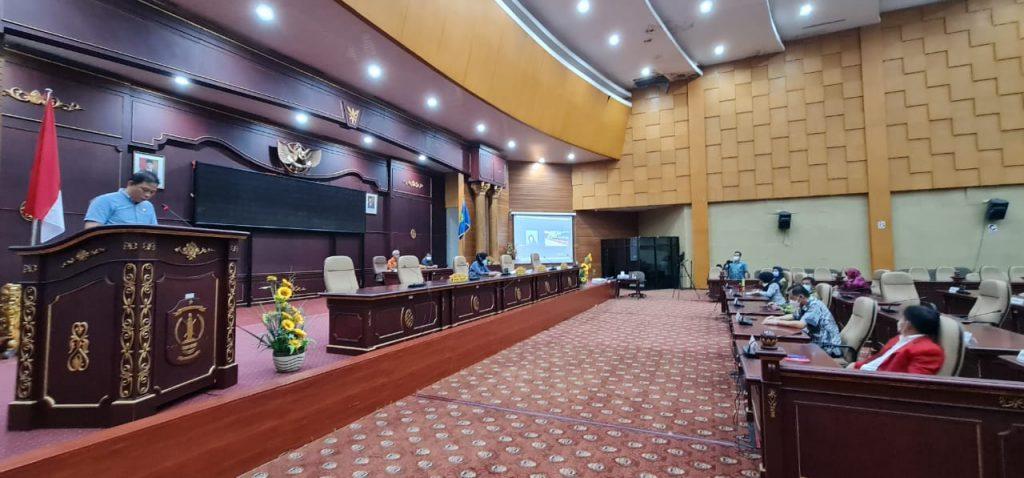 Rapat Paripurna DPRD Nunukan