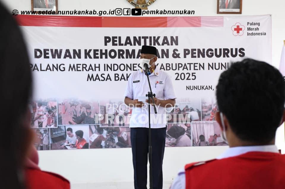 Ketua PMI Nunukan