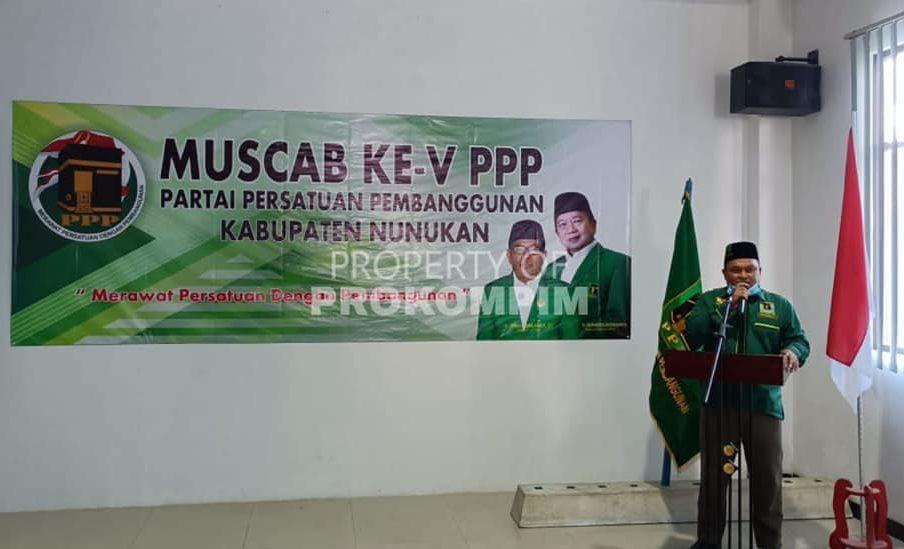 Ketua DPC. PPP Nunukan