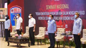 Seminar Nasional Akselerasi Indonesia Sehat