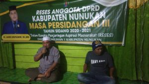 Reses Anggota DPRD Nunukan