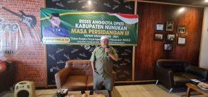 Reses DPRD Nunukan H. Andi Mutammir